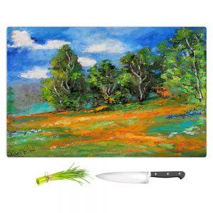 Artistic Kitchen Bar Cutting Boards | Karen Tarlton - California Sun