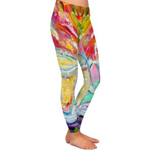 Casual Comfortable Leggings | Karen Tarlton - Camomille Tea