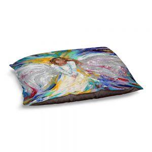 Decorative Dog Pet Beds   Karen Tarlton - Guardian Angel 2   Spiritual People