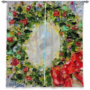 Decorative Window Treatments | Karen Tarlton - Holiday Wreath | Christmas Wreath