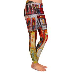 Casual Comfortable Leggings | Karen Tarlton New Orleans French Quarter
