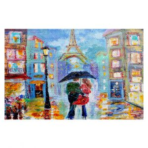Decorative Floor Coverings | Karen Tarlton Paris Romance Twilight