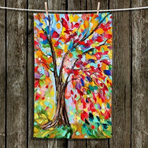 Unique Bathroom Towels | Karen Tarlton - Poetry of a Tree