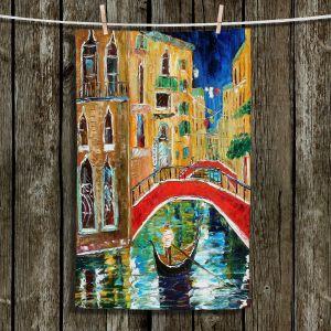 Unique Bathroom Towels | Karen Tarlton - Venice Feb 1 2011