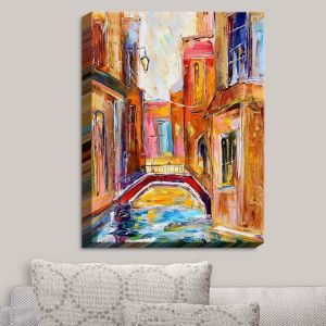 Decorative Canvas Wall Art   Karen Tarlton - Venice Magic I