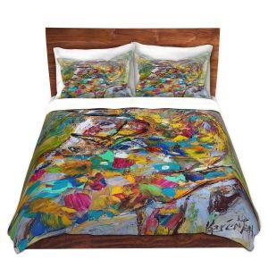Artistic Duvet Covers and Shams Bedding | Karen Tarlton - Wild Horse