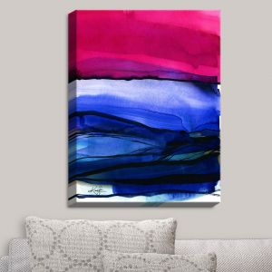 Decorative Canvas Wall Art | Kathy Stanion - Abstraction XXIII | Abstract Colorful