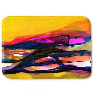 Decorative Bathroom Mats | Kathy Stanion - Abstraction XXVI