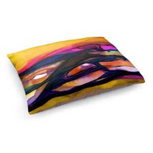 Decorative Dog Pet Beds | Kathy Stanion - Abstraction XXVI