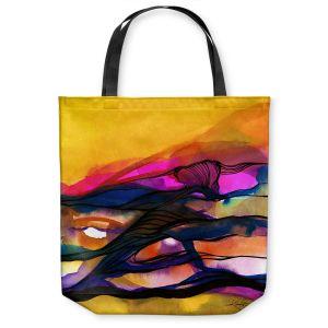 Unique Shoulder Bag Tote Bags  Kathy Stanion - Abstraction XXVI