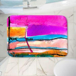 Decorative Bathroom Mats | Kathy Stanion - Abstraction XXVII