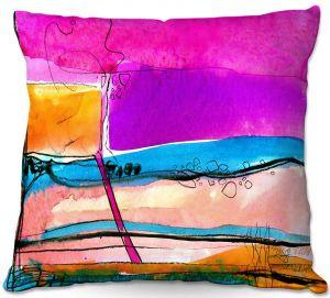 Throw Pillows Decorative Artistic | Kathy Stanion - Abstraction XXVII