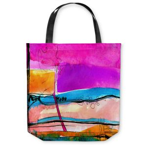 Unique Shoulder Bag Tote Bags |Kathy Stanion - Abstraction XXVII