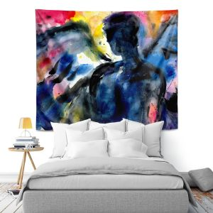 Artistic Wall Tapestry | Kathy Stanion Angel III