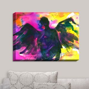 Decorative Canvas Wall Art | Kathy Stanion - Angel 21