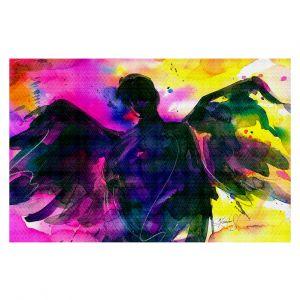 Decorative Floor Coverings | Kathy Stanion Angel 21