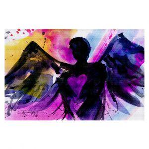Decorative Floor Coverings | Kathy Stanion Angel 25