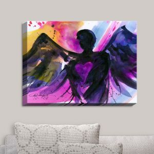 Decorative Canvas Wall Art | Kathy Stanion - Angel 25