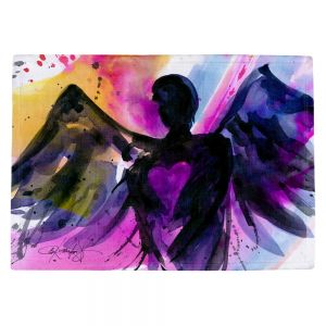 Countertop Place Mats | Kathy Stanion Angel 25