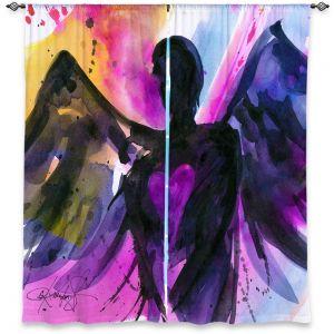 Decorative Window Treatments | Kathy Stanion Angel 25