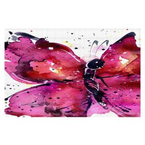 Decorative Floor Coverings | Kathy Stanion - Butterfly Delight XV