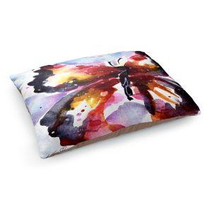 Decorative Dog Pet Beds   Kathy Stanion - Butterfly Delight XVIII