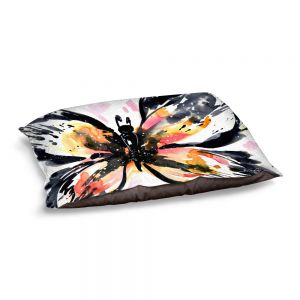 Decorative Dog Pet Beds | Kathy Stanion - Butterfly Magic VII | Nature Insects