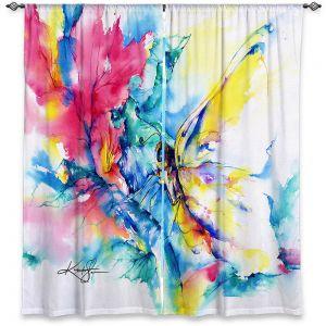 Decorative Window Treatments   Kathy Stanion - Butterfly