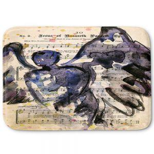 Decorative Bathroom Mats | Kathy Stanion - Calling All Angels XLIV