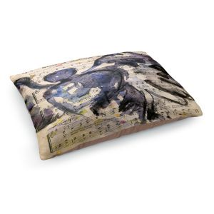 Decorative Dog Pet Beds | Kathy Stanion - Calling All Angels XLIV