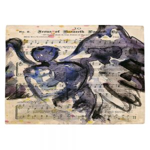 Countertop Place Mats | Kathy Stanion - Calling All Angels XLIV