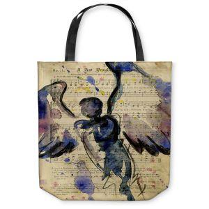 Unique Shoulder Bag Tote Bags  Kathy Stanion - Calling All Angels XLVII