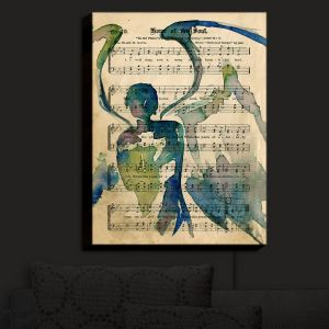 Nightlight Sconce Canvas Light | Kathy Stanion - Calling All Angels L | Sheet Music Angels Prayer