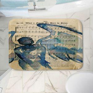 Decorative Bathroom Mats | Kathy Stanion - Calling All Angels LII