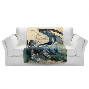 Artistic Sherpa Pile Blankets | Kathy Stanion - Calling All Angels LVI