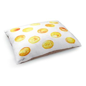 Decorative Dog Pet Beds | Kathy Stanion - Circle Joy 6 | simple pattern geometric