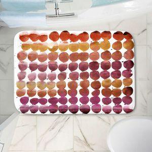 Decorative Bathroom Mats | Kathy Stanion - Color Jewels IV
