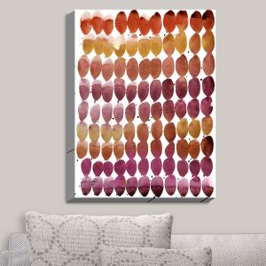 Decorative Canvas Wall Art | Kathy Stanion - Color Jewels IV | Patterns