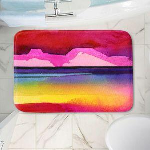 Decorative Bathroom Mats | Kathy Stanion - Desert Dreams IV