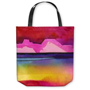 Unique Shoulder Bag Tote Bags | Kathy Stanion - Desert Dreams IV
