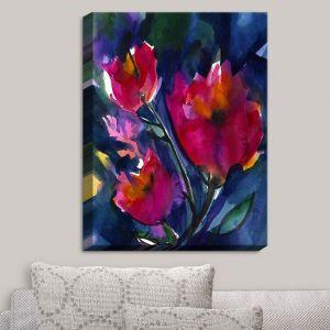 Decorative Canvas Wall Art | Kathy Stanion - Floral Dreams