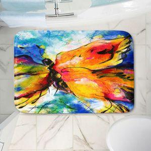 Decorative Bathroom Mats | Kathy Stanion - Joyful Ecstascy II