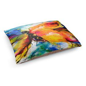 Decorative Dog Pet Beds   Kathy Stanion - Joyful Ecstascy II