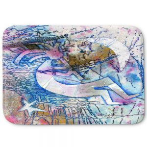 Decorative Bathroom Mats | Kathy Stanion - Kokopelli Spirit Dreams
