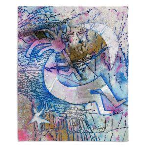 Decorative Fleece Throw Blankets   Kathy Stanion - Kokopelli Spirit Dreams