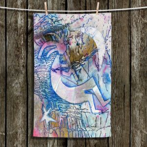Unique Bathroom Towels | Kathy Stanion - Kokopelli Spirit Dreams