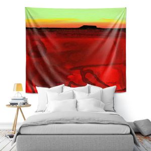 Artistic Wall Tapestry | Kathy Stanion - Mesa XII