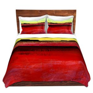 Artistic Duvet Covers and Shams Bedding   Kathy Stanion - Mesa XIII