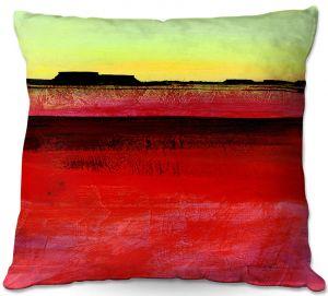 Throw Pillows Decorative Artistic | Kathy Stanion - Mesa XIII