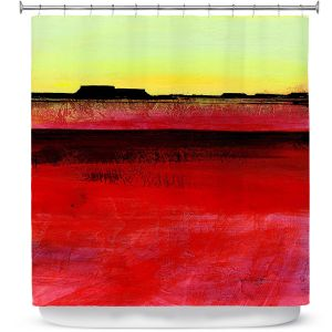 Premium Shower Curtains | Kathy Stanion - Mesa XIII